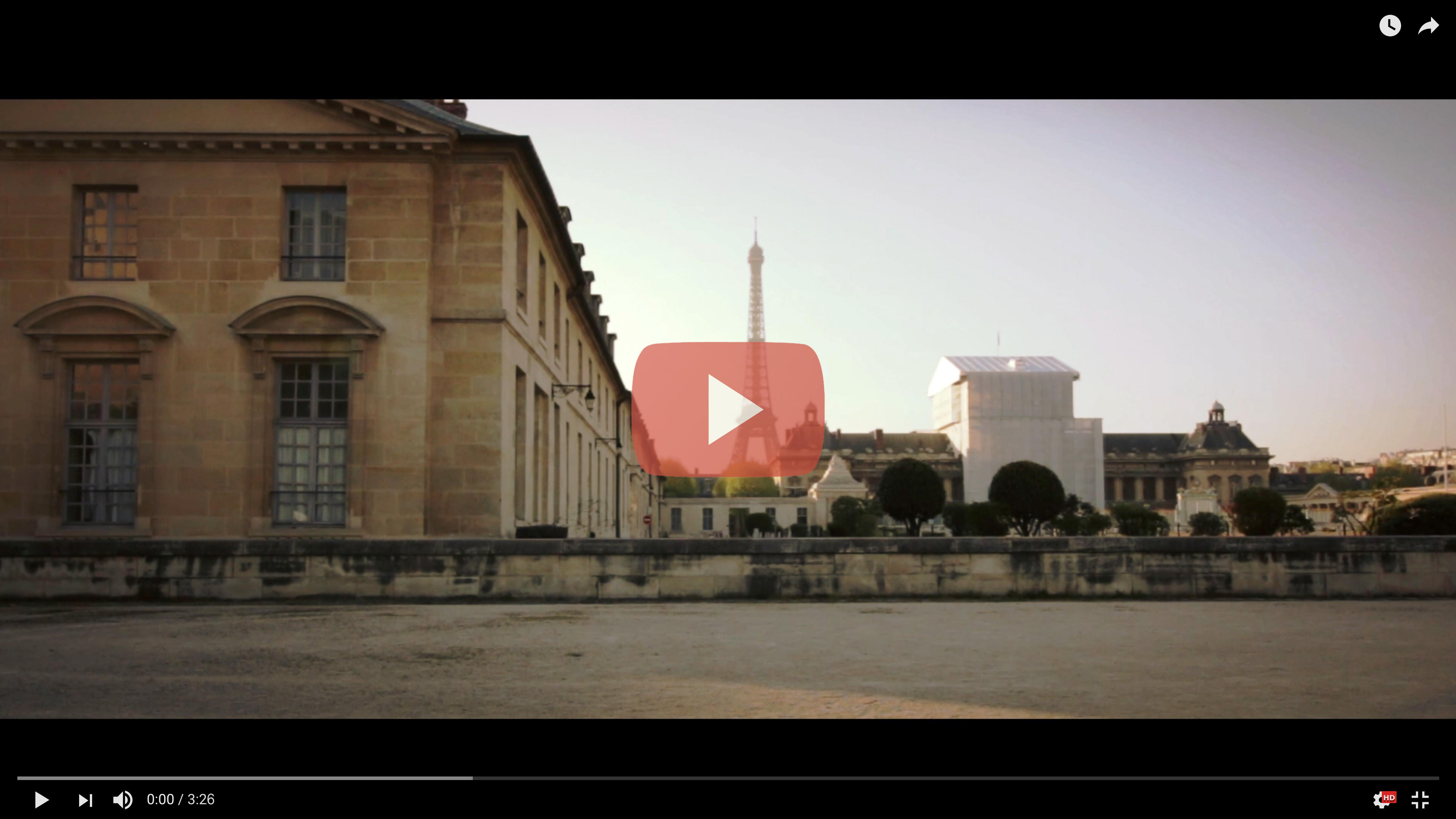 """Videoclip """"Ga Je Nu Mee"""" Online! (Parijs)"""