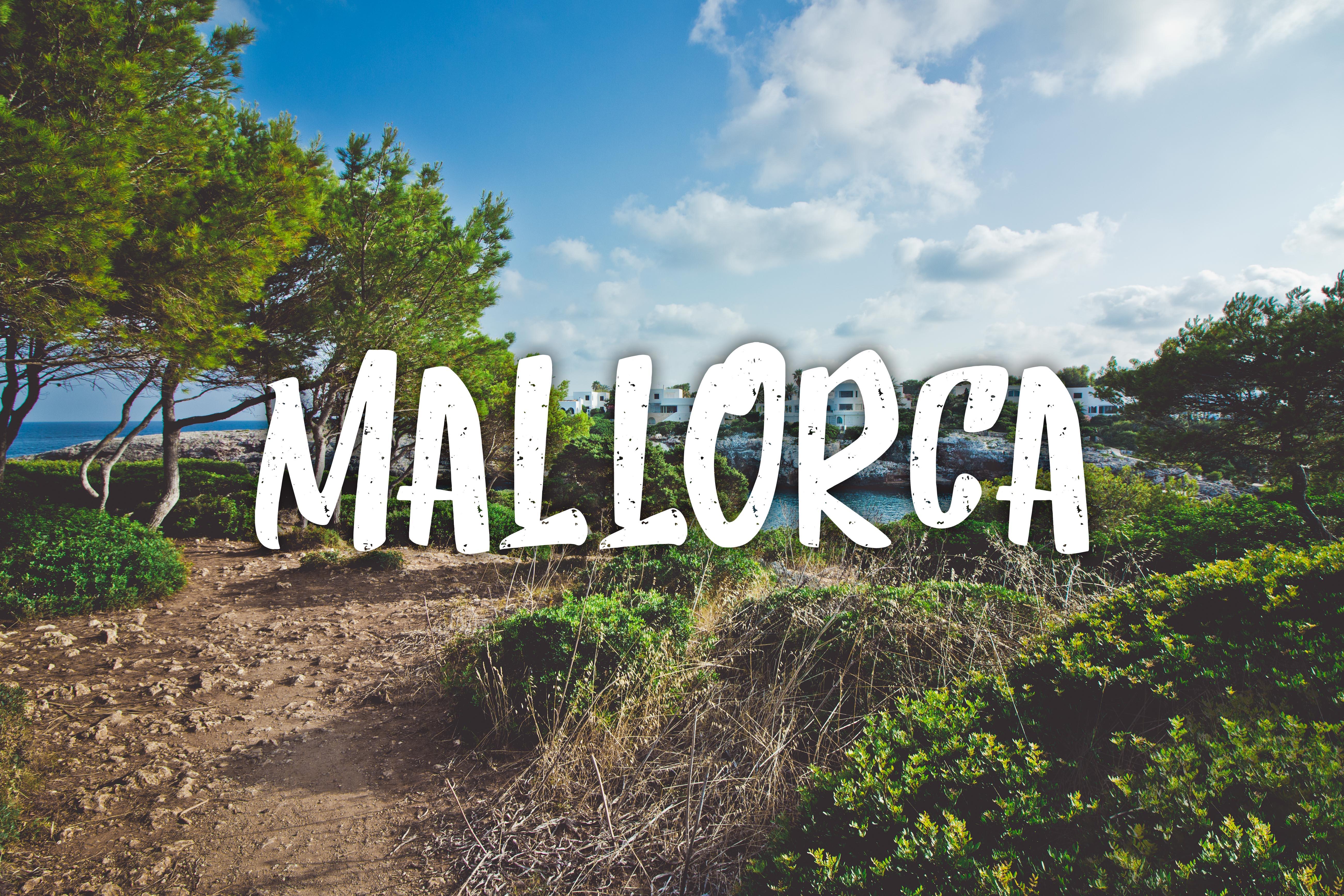Filmen op Mallorca!