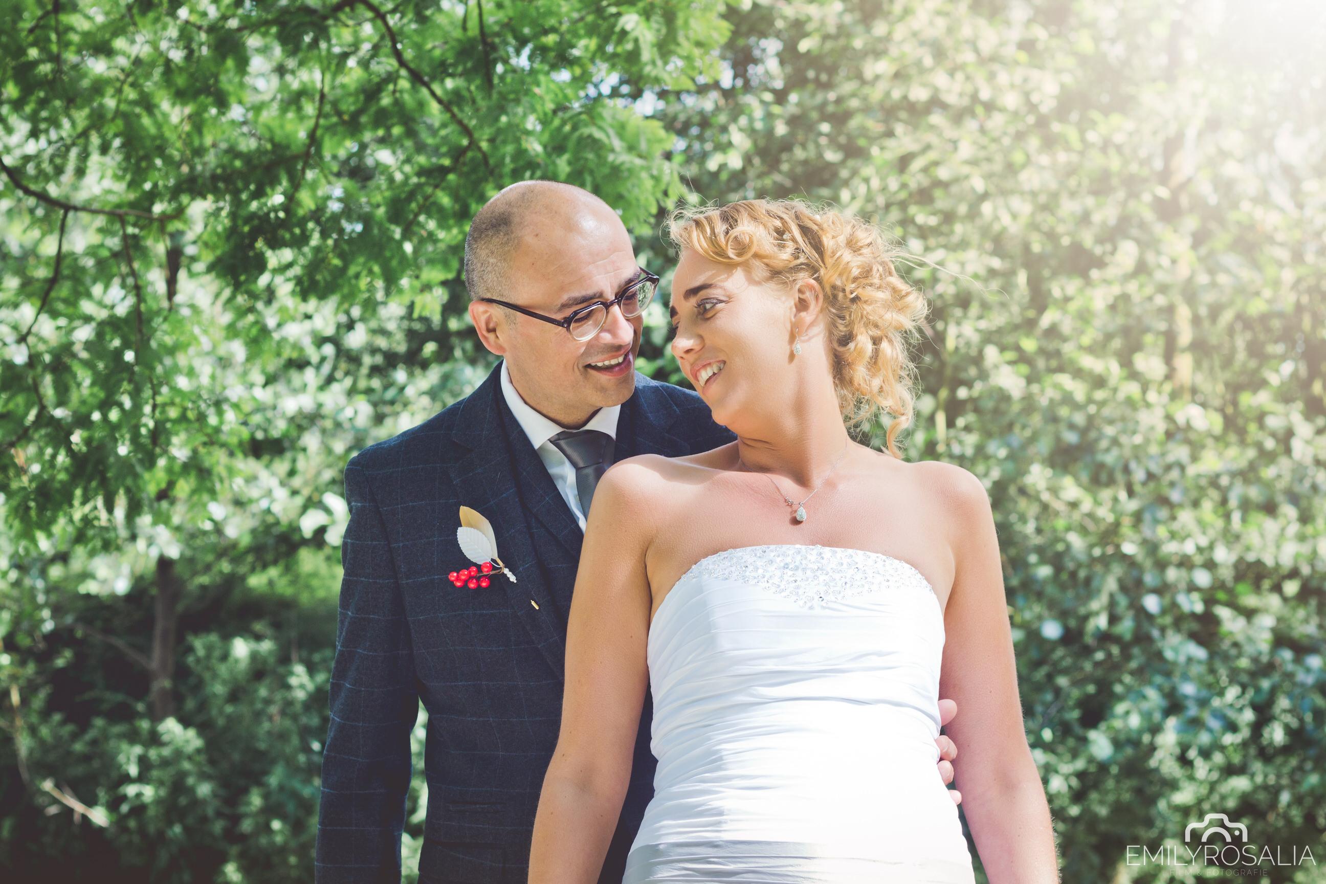 Bruiloft Sander & Danielle