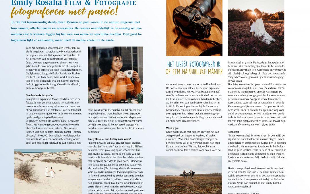 Interview Alette Magazine