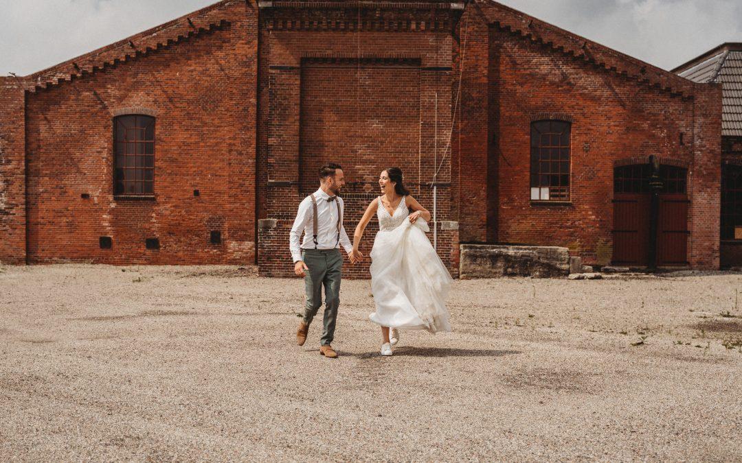 Bruiloft Patrick & Charessa