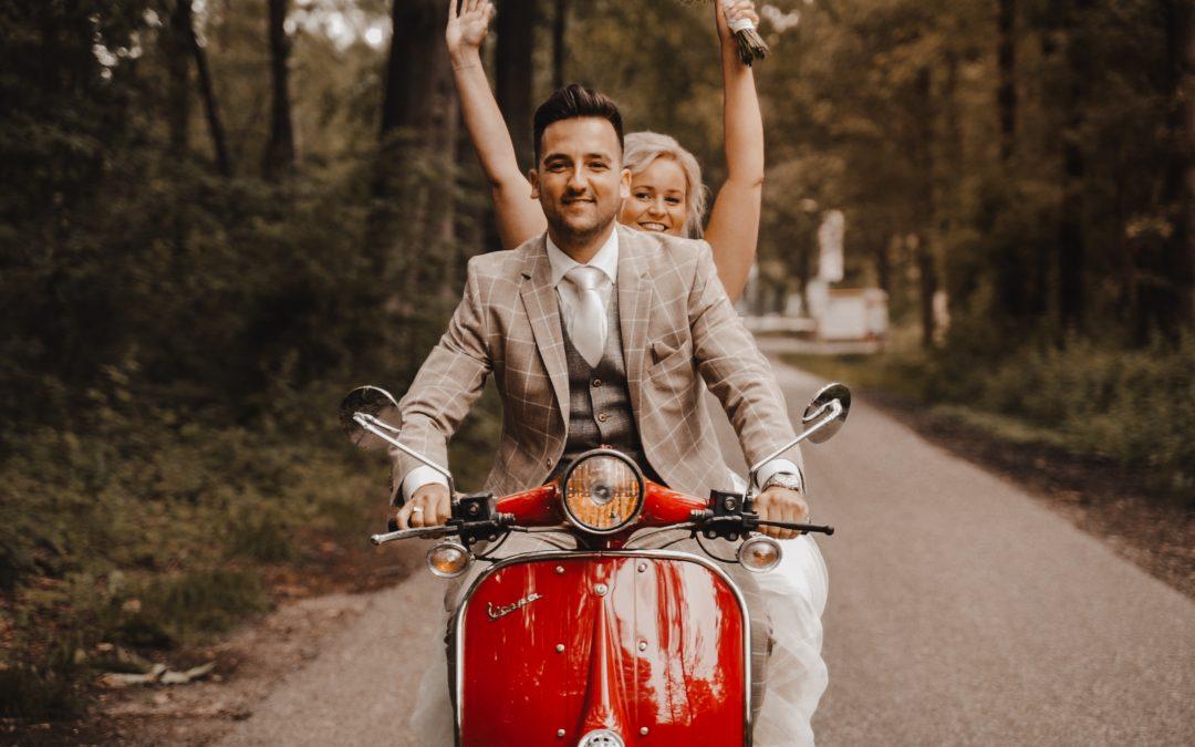 Bruiloft Riccardo & Leonie (trouwfilm)